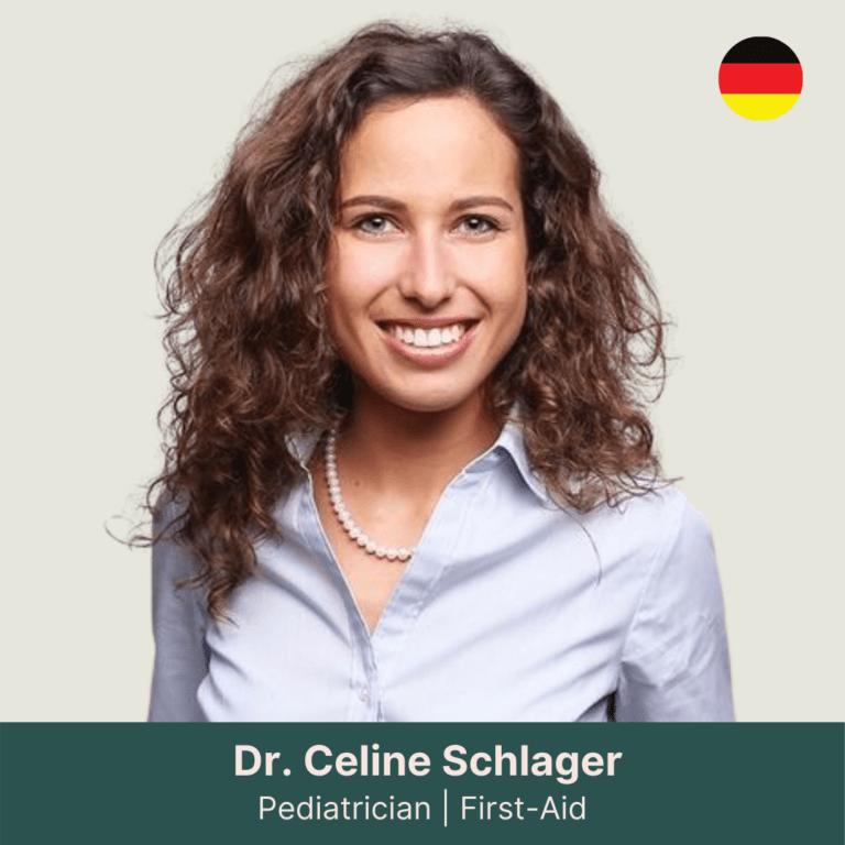Dr. Celine Schlager